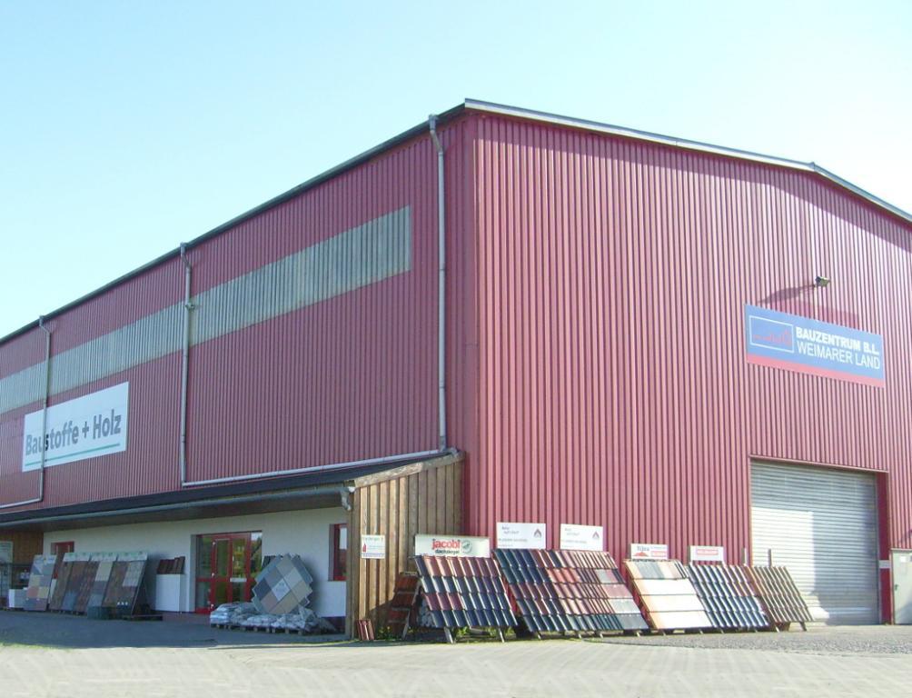 Baustoffhandel berlstedt öffnungszeiten